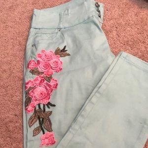Pants - Mint skinny pants brand new never worn